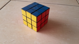 Mission Rubik's accomplished.